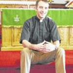 New pastor, new home