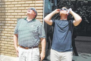 Eclipse leaves historic impact
