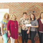 Council on Aging receives Senior Expo proceeds