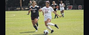 Lady Wolves knocked off by Catawba in soccer